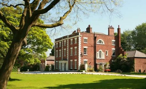 Trafford Hall Chester